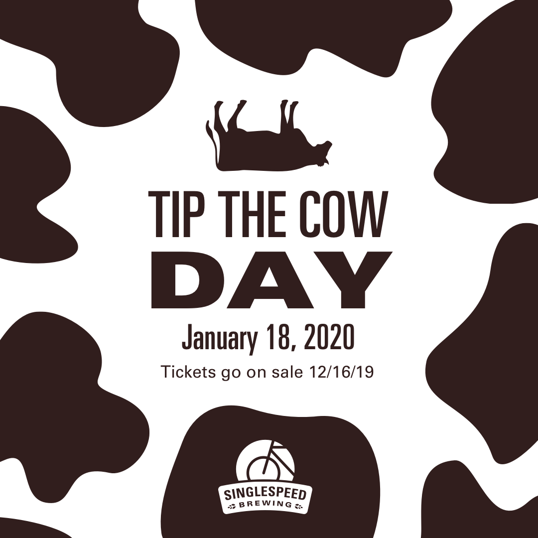 Tip the Cow Day 2020