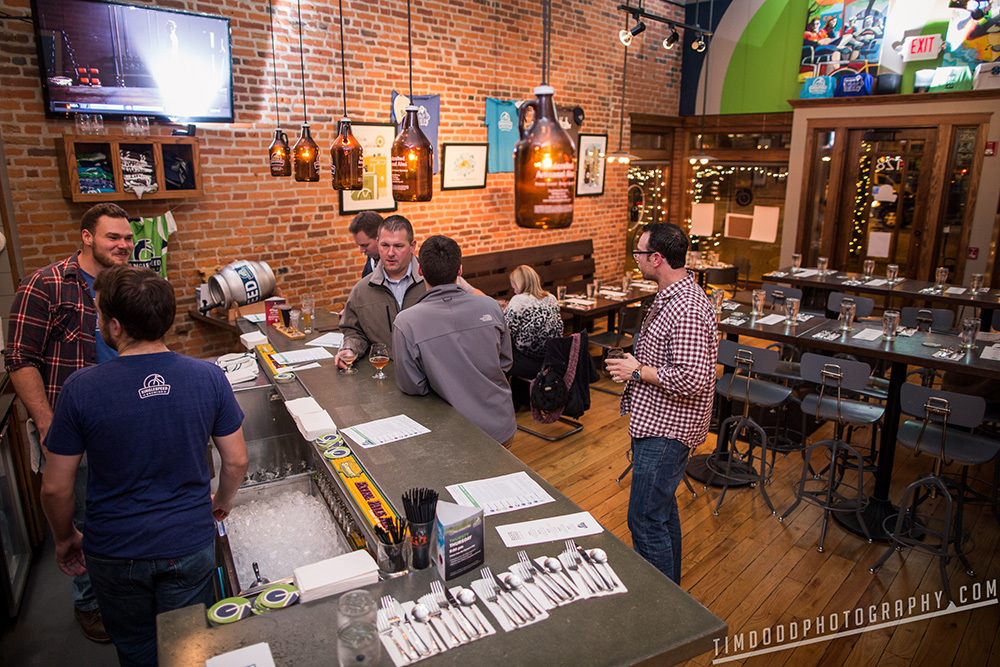 Singlespeed Brewing Cedar Falls Taproom