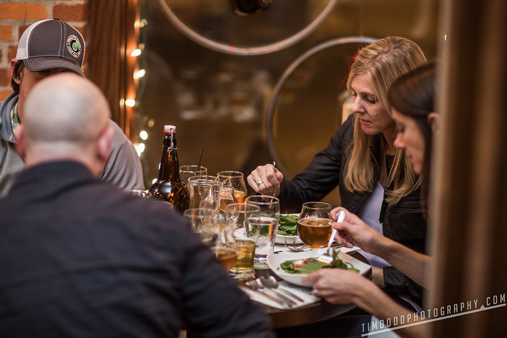 Singlespeed Brewing 3rd Anniversary Beer Dinner