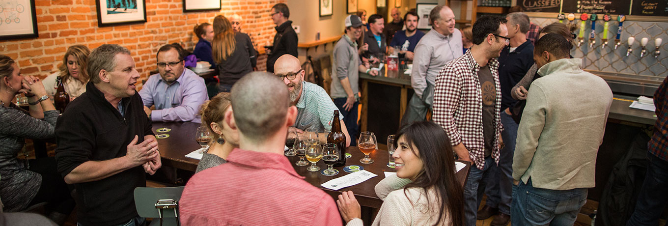 Plan your party at SingleSpeed Brewing in Cedar Falls