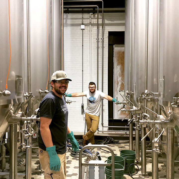 SingleSpeed Brewing in Waterloo Iowa