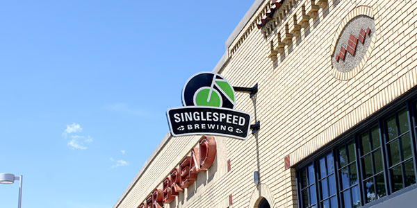 SingleSpeed Brewing in Waterloo, Iowa