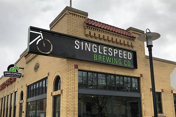 Waterloo - SingleSpeed Brewing - Cedar Falls & Waterloo Iowa
