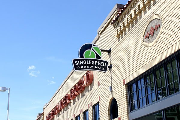 Waterloo SingleSpeed Brewing Taproom