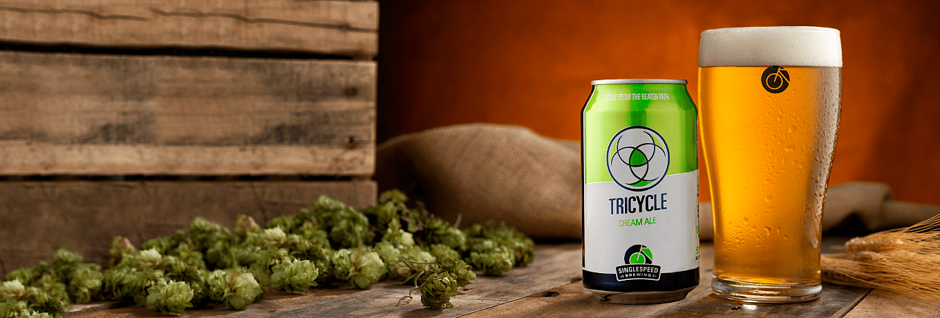 Tricycle Cream Ale